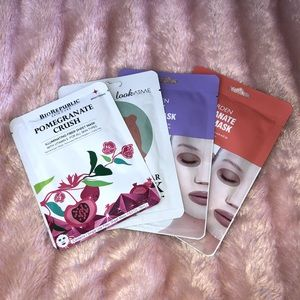 Face Mask Set